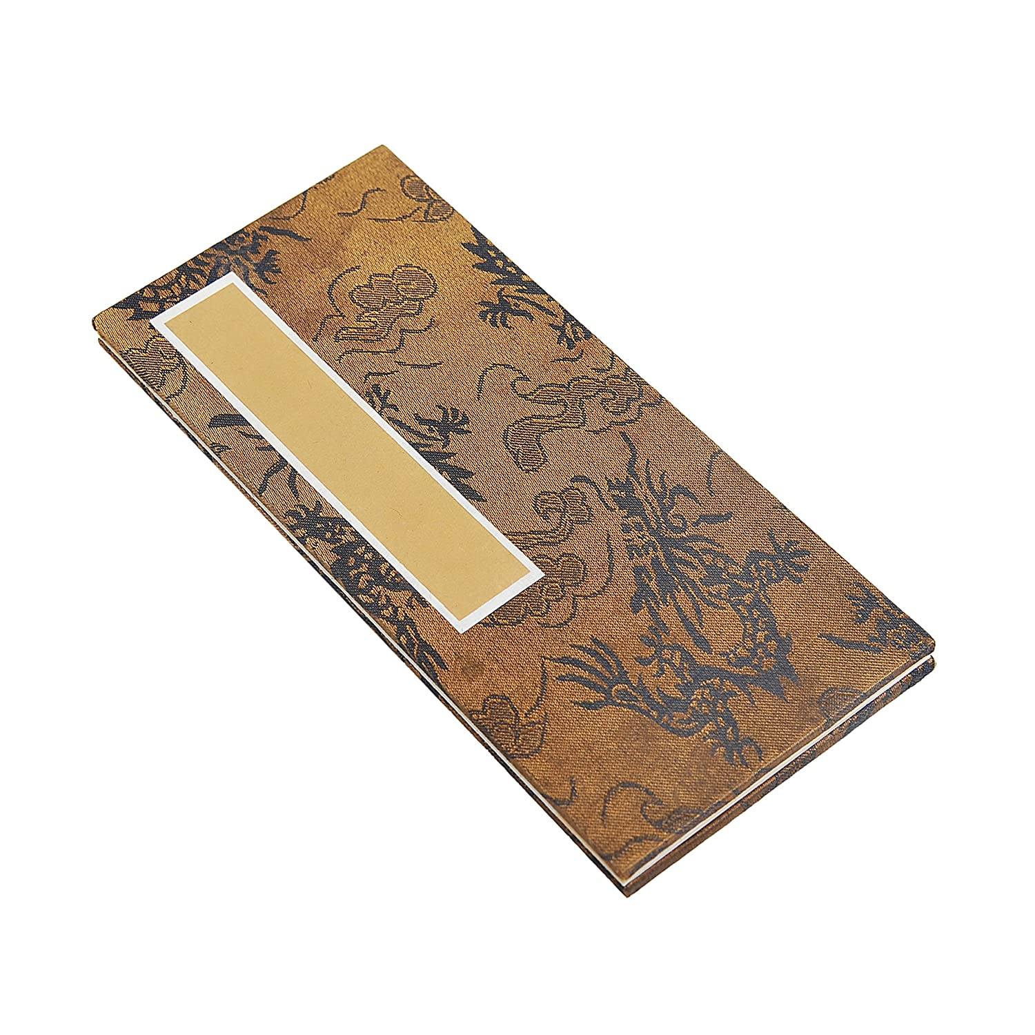 CY049 Hmayart Small Ancient Sketch-Book/Notebook for Sumi Paintings and Brush Calligraphy (8 x 18 cm) (2)