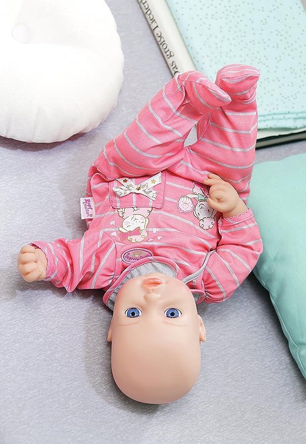 s Zapf Baby Annabell Romper Pelele de mu/ñeca Pelele de mu/ñeca, 3 a/ño Accesorios para mu/ñecas ,, 46 cm, Chica, 46 cm