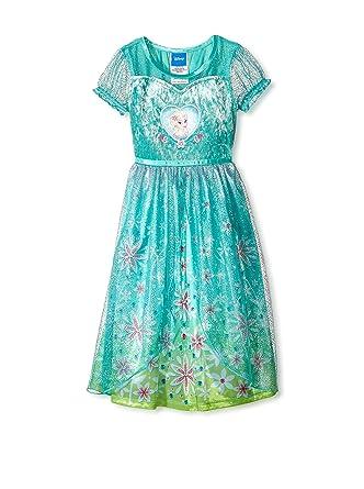 76eae9657 Amazon.com  Disney Girls  Frozen Fever Elsa Toddler Fantasy ...