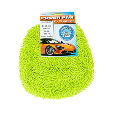 Brush Hero Microfiber by (Power Paw): Automotive