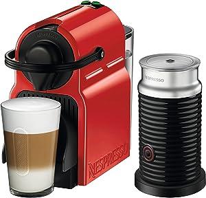 Breville-Nespresso USA BEC150RED1AUC1 CitiZ Espresso Machine, Red