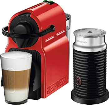 Nespresso Inissia Espresso Maker Bundle + $20 Macys Money