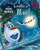 Reine des Neiges, La veillée de Noël d'Olaf, BEAU LIVRE