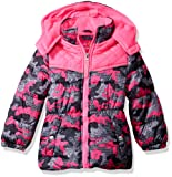 Amazon Price History for:Pink Platinum Girls' Digi Camo Print Puffer