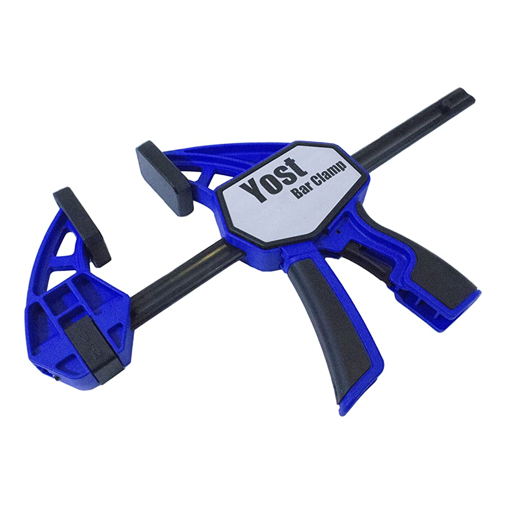 Yost 15036 36 Inch 330 lbs. Bar Clamp Review