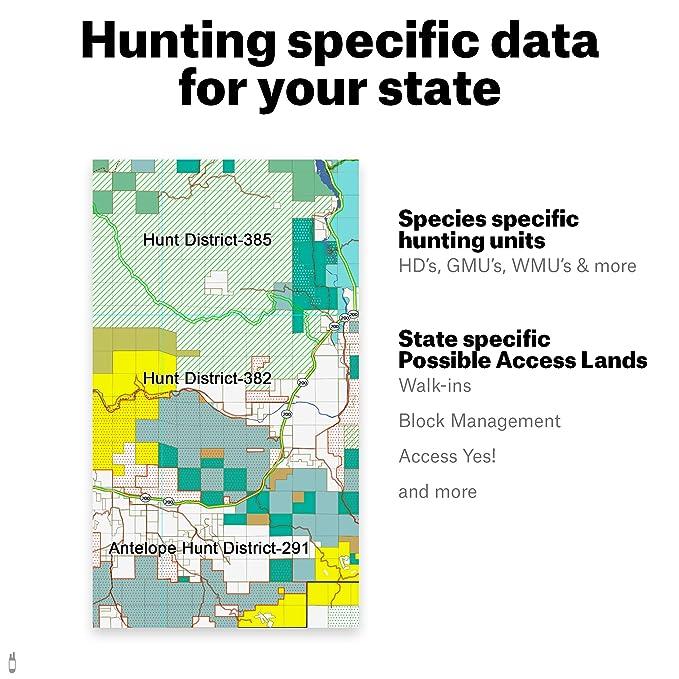 Amazon.com : New York Hunting Maps: onX Hunt Chip for Garmin GPS ...