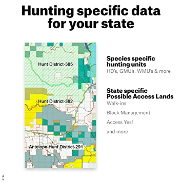 Amazon.com : New York Hunting Maps: onX Hunt Chip for Garmin GPS ...