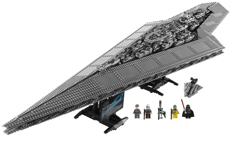 amazoncom lego star wars super star destroyer 10221 discontinued by manufacturer toys games