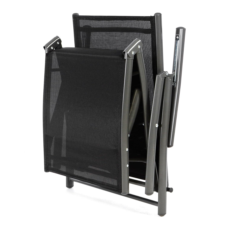 alu klappliege best diamond garden kingston klappliege. Black Bedroom Furniture Sets. Home Design Ideas