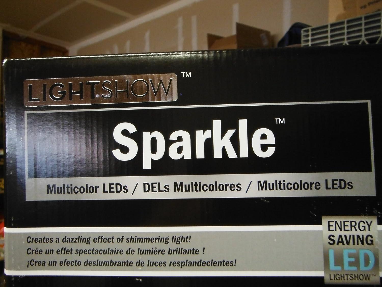 Amazon.com: GEMMY INDUSTRIES CORPORATION Sparkle Snowflakes-Peacock: Garden & Outdoor