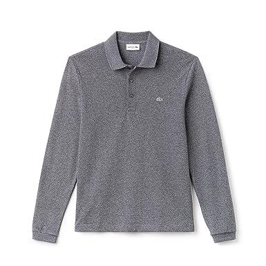 1250df54fdc3 Lacoste - Men s Long Sleeves Polo - PH4010  Amazon.co.uk  Clothing