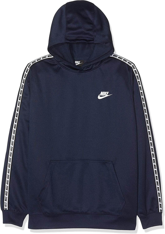Nike Children's B Nsw Repeat Po Hood Poly Sweatshirt: Amazon