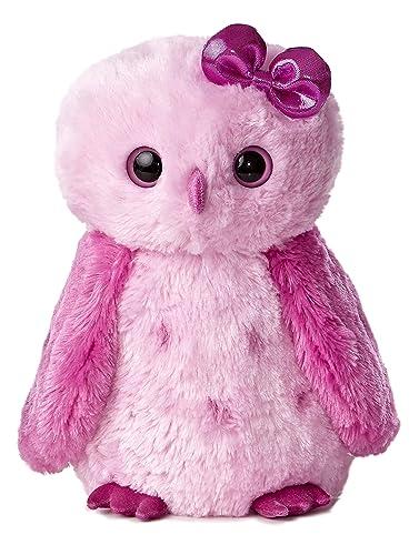 Aurora World Plush Snowy Owl