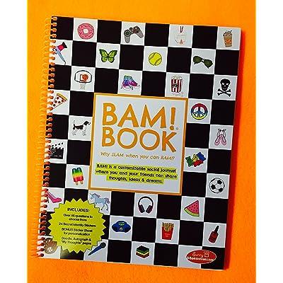 Sunny Marshmallow BAM! Book: Toys & Games