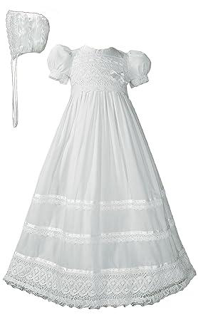 4724abdd6 Amazon.com  Little Things Mean A Lot Girls Cotton Short Sleeve Dress ...