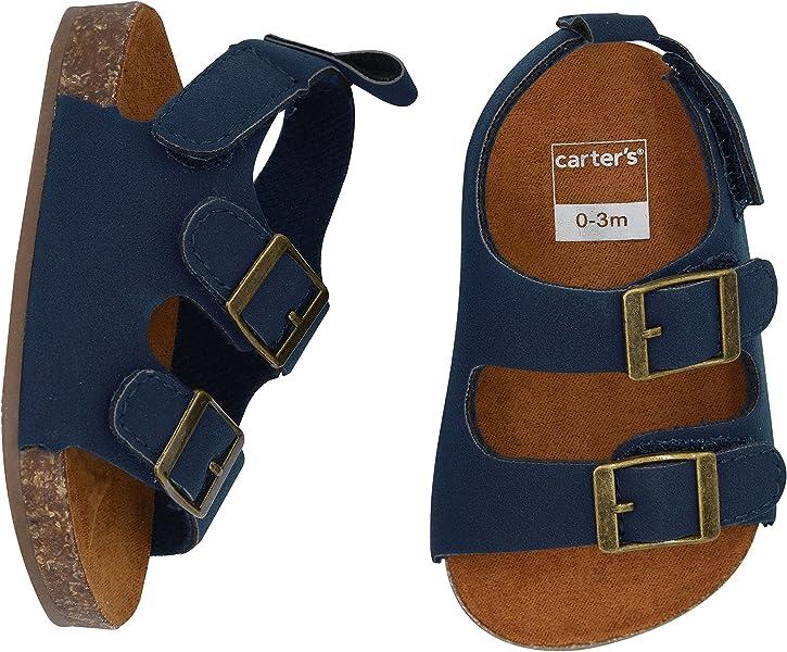 7598d91aecc9 Amazon.com  Carter s Boys  Sandals Flat