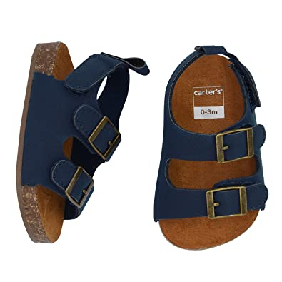 20f3a6c100aa Amazon.com  Carter s Kids  Infant Boys  Sandals Flat  Shoes