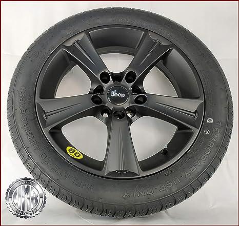 Rueda de repuesto SP155114 de aleación + neumático 155 70 R17 para Jeep Cherokee