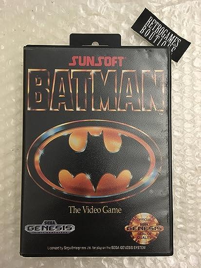 Amazon Com Batman The Video Game Unknown Video Games