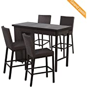Amazon Best Sellers Best Patio Bar Sets