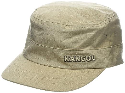 Kangol Headwear Ripstop Army, Gorra de béisbol para Hombre, Beige, 57.7 cm (