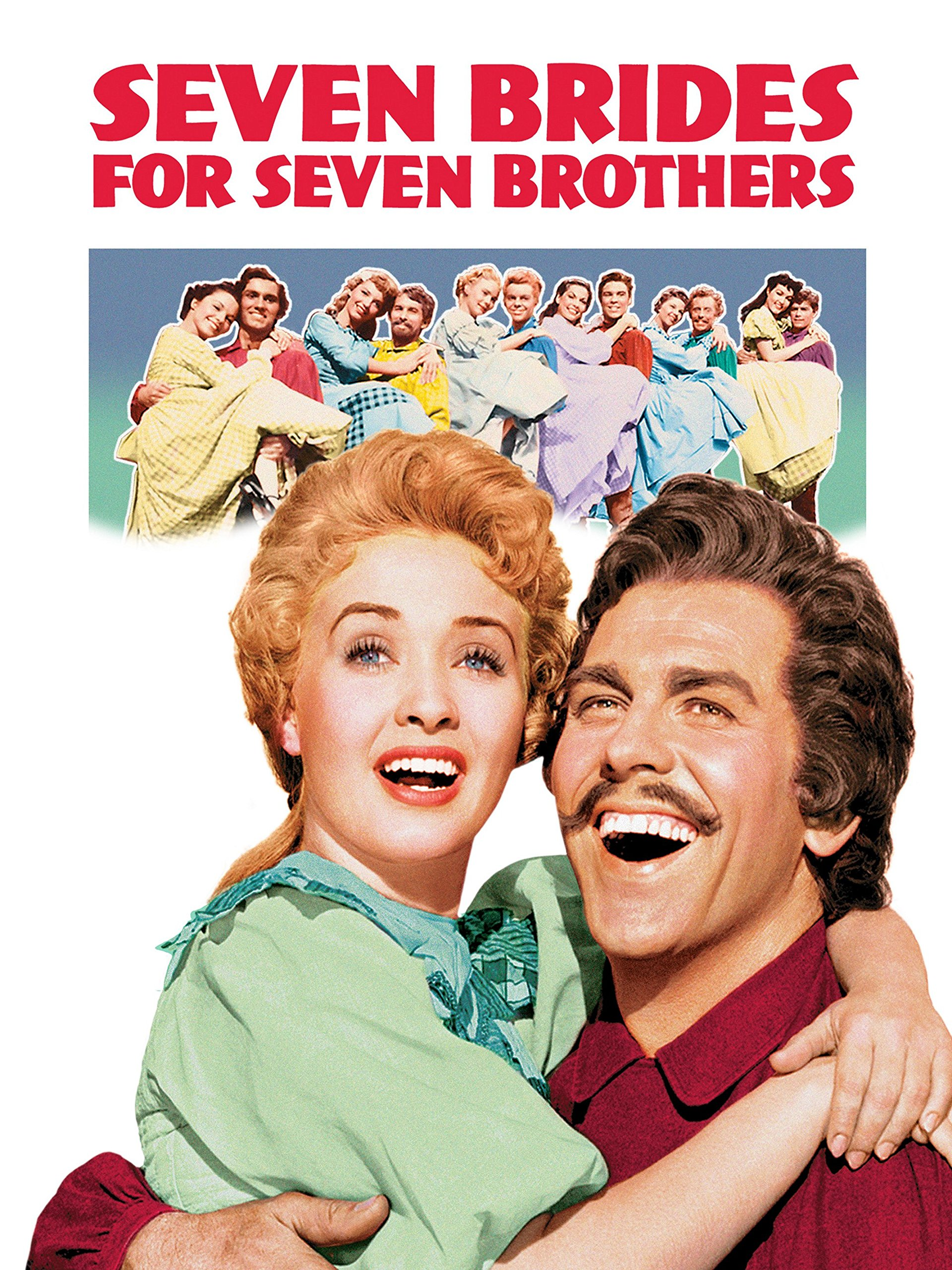 seven brides for seven brothers on netflix