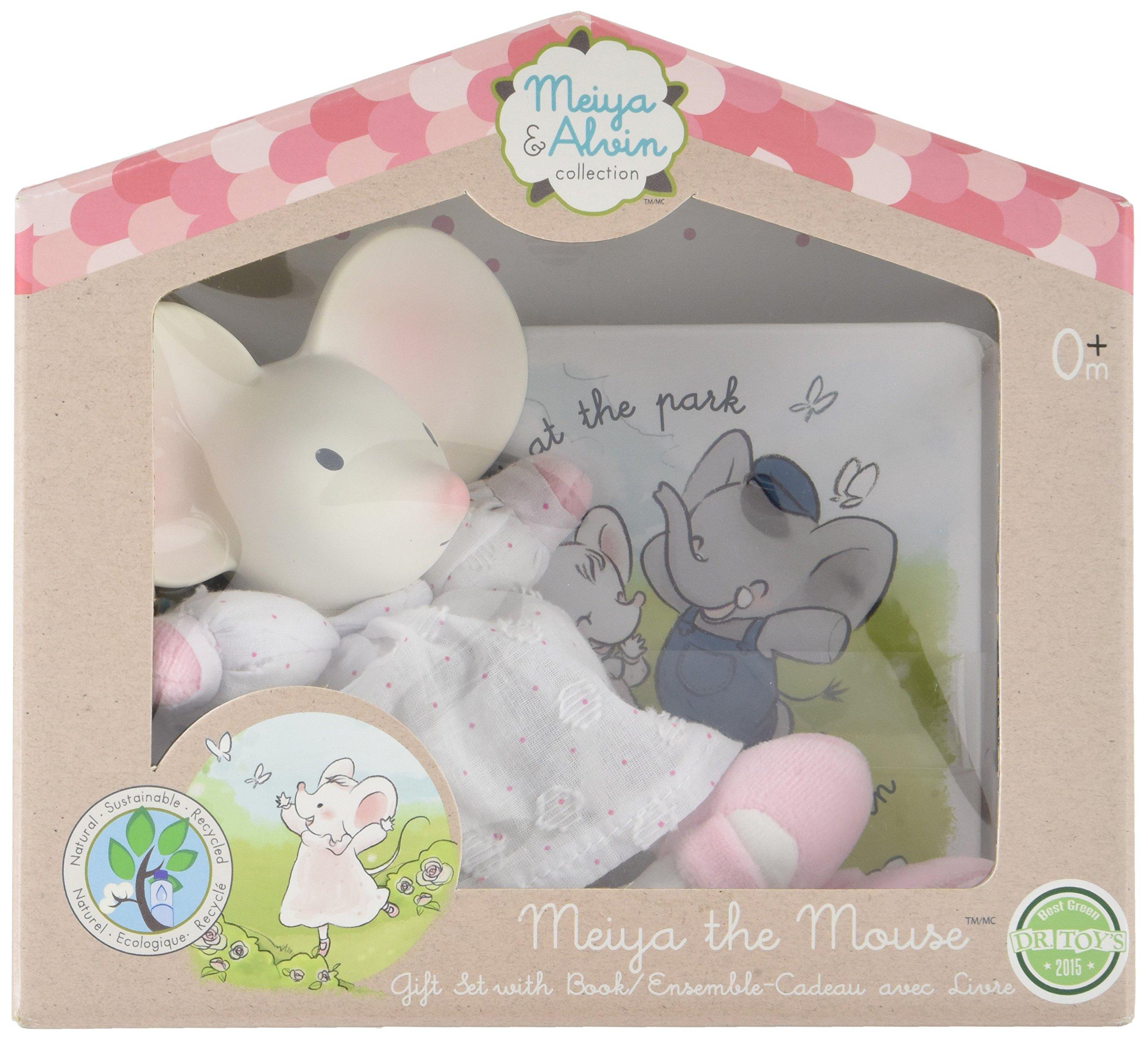 Meiya & Alvin Mini Meiya The Mouse Gift Set by Meiya & Alvin