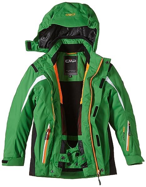 cm Bambino da Giacca CMP it Verde sci Amazon 110 Irish TR0wgqAW7