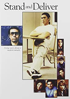 Image result for stand and deliver dvd