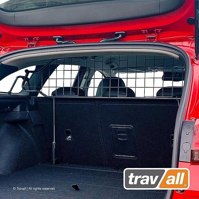 Travall Guard Hundegitter Kompatibel Mit Hyundai I30 Tourer Ab 2017 Tdg1613 Maßgeschneidertes Trenngitter In Original Qualität Auto