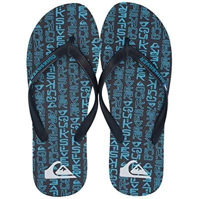 Quiksilver Men's Molokai Random Sandal, Blue, 8(41) M US: Shoes