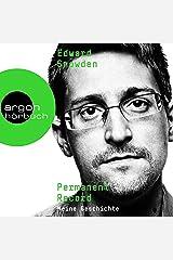 Permanent Record (German edition): Meine Geschichte Audible Audiobook