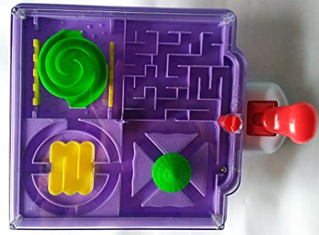 KITIKITTZ Maze Ball Educational Learning Puzzle Game with Remote Control Toy (HCCD ENTERPRSIE)