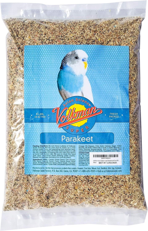 Volkman Avian Science Super Parakeet Diet
