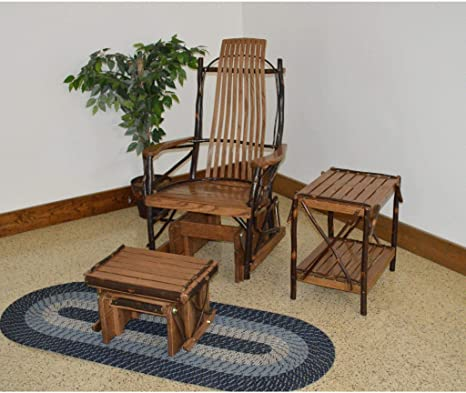 Awesome Amazon Com A L Furniture Co Amish Bentwood 7 Slat Pabps2019 Chair Design Images Pabps2019Com