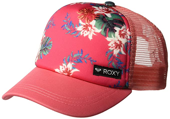 Roxy Junior s RG Just Okay Trucker Hat 8d4843ab2c4f