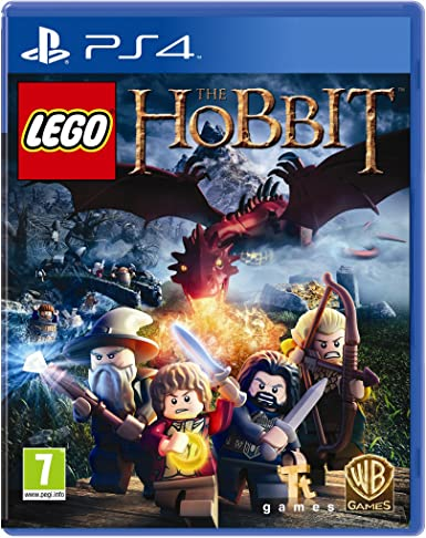 Lego The Hobbit: Amazon.es: Videojuegos