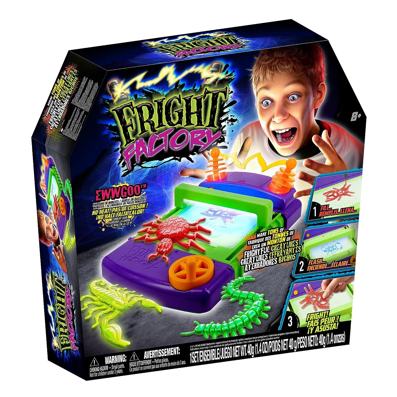 Tech 4 Kids Fright Factory Creature Creator Toy