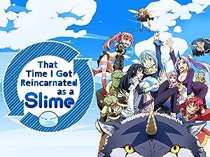 charybdis time reincarnated slime simuldub clip youtube