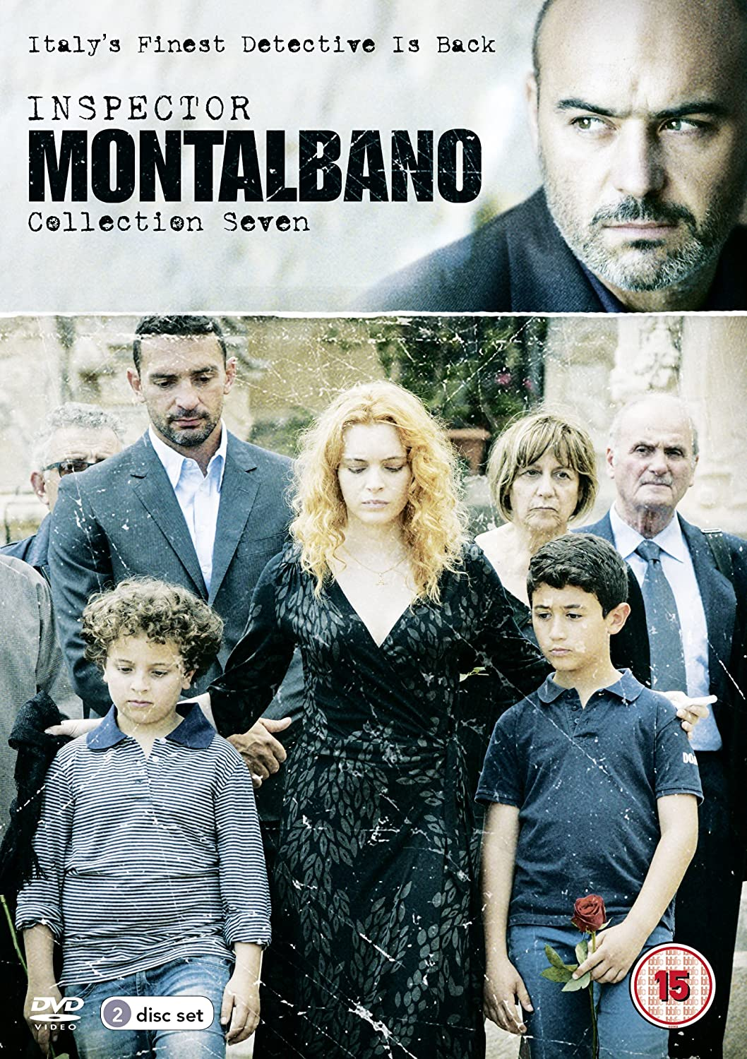 Inspector Montalbano: Collection Seven