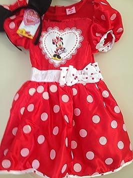 Oferta especial disfraz de Minnie Mouse de Disney Deluxe Cupcake ...