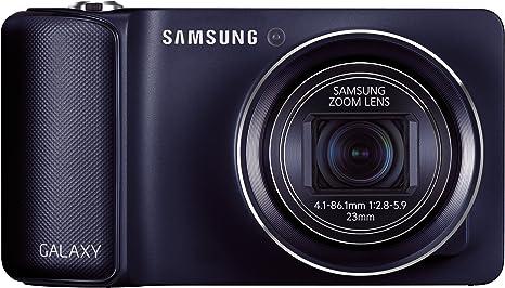 Samsung Galaxy EK-GC110 - Cámara Digital (16.3 MP, Compacto, 25.4 ...