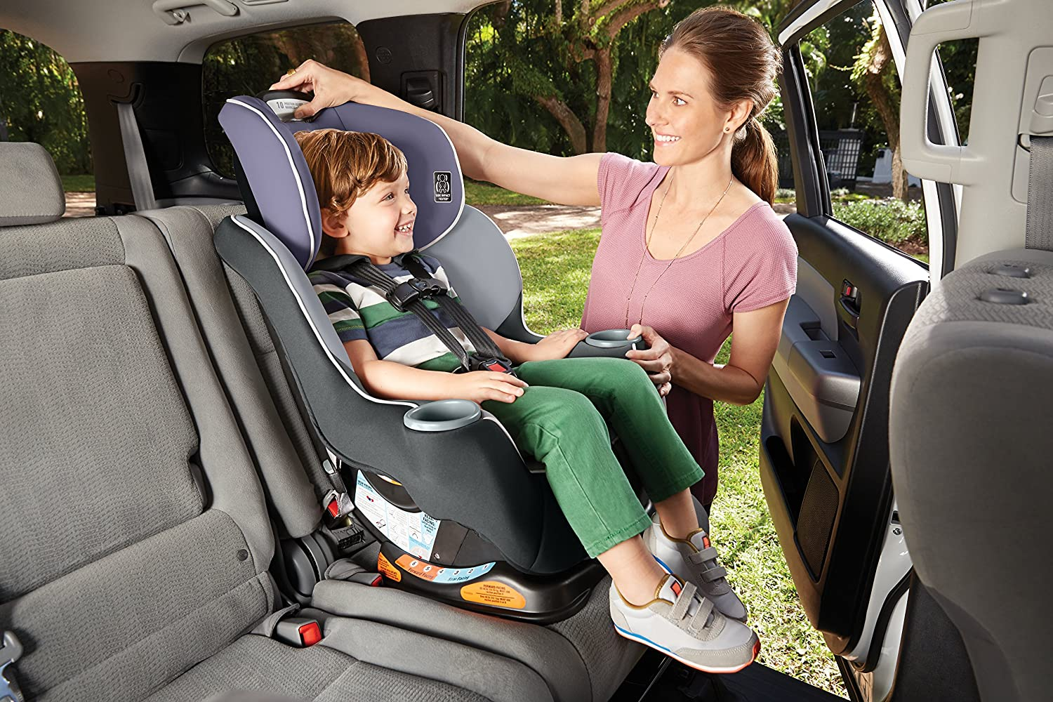 Anabele Graco Sequence 65 Convertible Car Seat