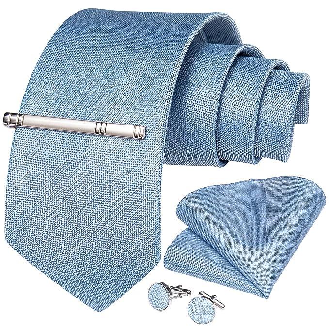 DiBanGu - Conjunto - para hombre Azul azul claro Talla única ...