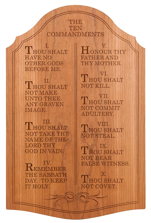 The 10 Commandments In Spanish Www Pixshark Com Images