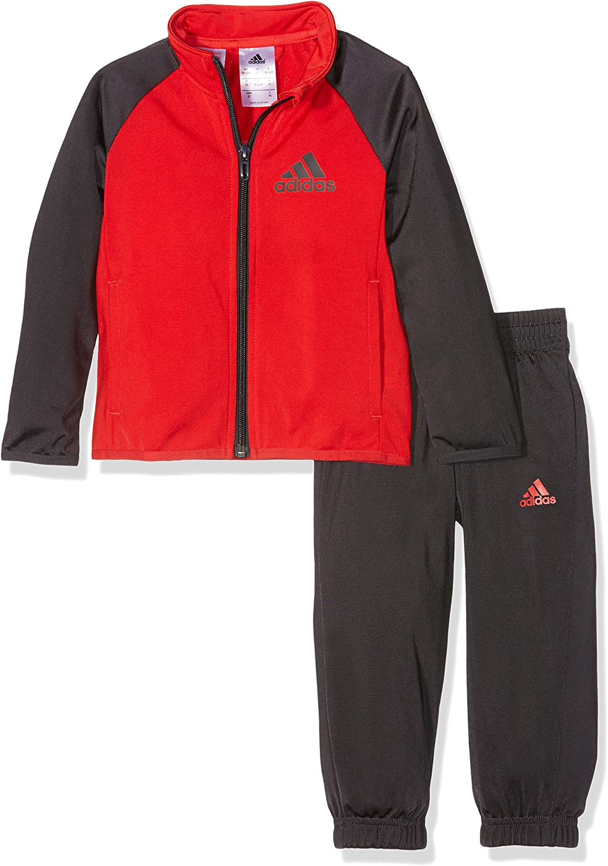 adidas Yb TS Entry Ch - Chándal para niño: Adidas: Amazon.es: Ropa ...