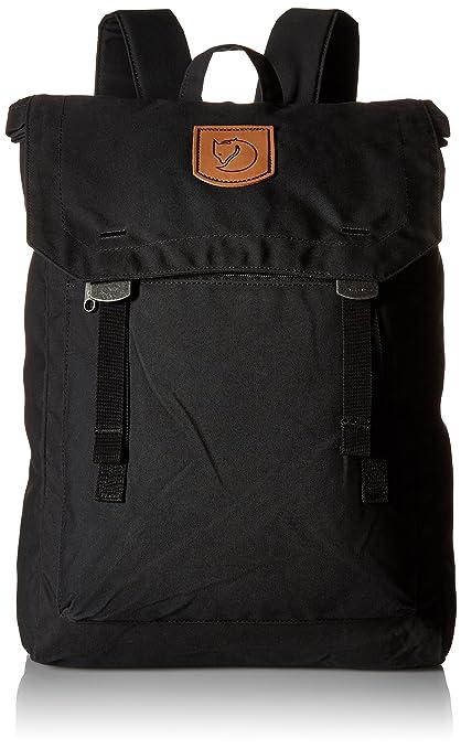 1 30 No Foldsack Rucksack 15 Unisex X 40 Cm Black 16 Fjällräven 8CqSIxtx