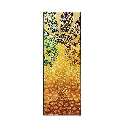 Yogitoes – Toalla Protectora de Esterilla de Yoga, impresión