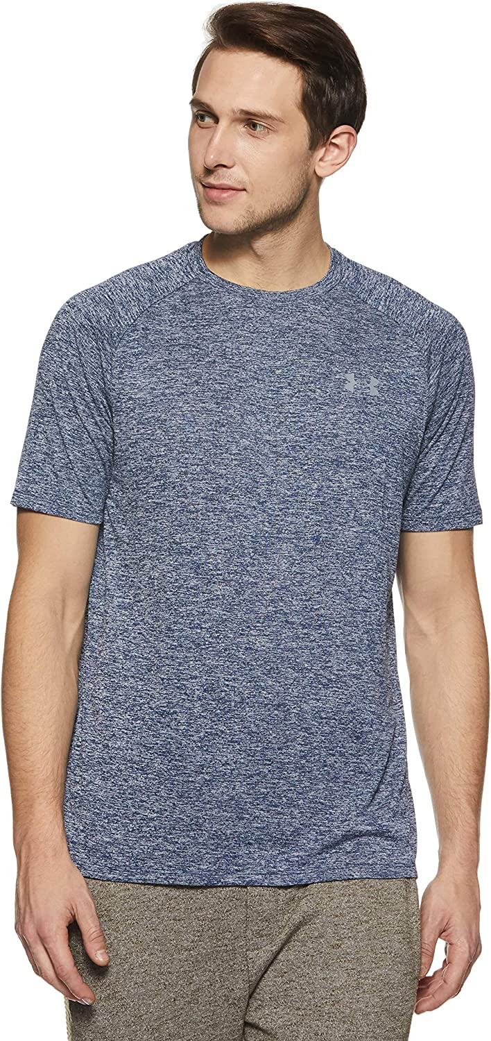 Under Armour Mens Tech 2.0 Short Sleeve T-Shirt: Clothing