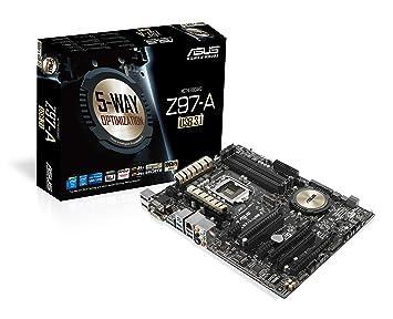 ASUS Z97-A - Placa Base (DIMM, DDR3-SDRAM, Dual, Intel ...